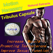 100 Caps/bag Tribulus 90% saponin extract of Tribulus terrestris extract libido promote / increase muscle booster