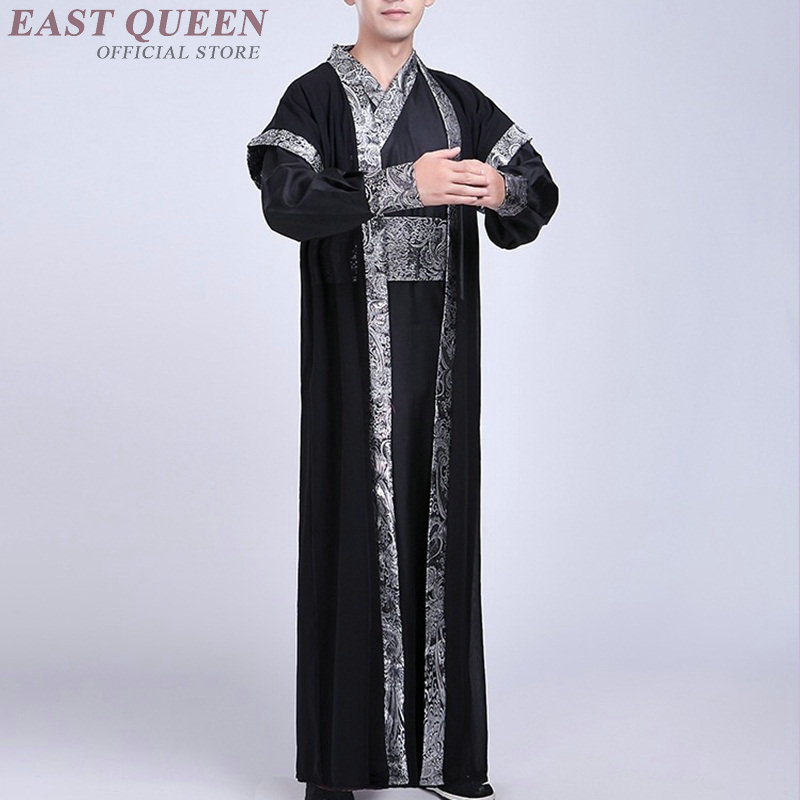 De Goedkoopste Prijs Chinese Warrior Kostuum Hanfu Mannen Oude Chinese Kostuum Ff959 Firm In Structuur
