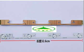 40Pieces/lot original new LED backlight bar working for KONKA KDL40SS662U 35019864 4 LEDs(6V) 327mm Free shipping