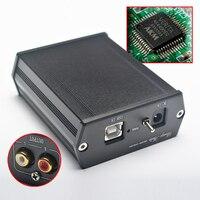 BREEZE AUDIO SU0 XMOS U8 NE5532 HIF USB DAC AK4490 Audio Hifi Amplifier Asynchronous USB