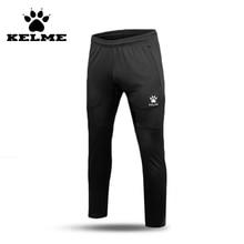 KELME Spain Brand Soccer Training Pants Skinny Thick Athletic Jogging Football Leggings Base Layer Survetement Futebol Pants 08