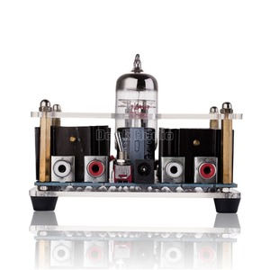 Image 4 - Mini Class A 12AU7 Vacuum Tube Multi Hybrid Headphone Amplifier Stereo Pre Amp Class A Amplifier With Audiophile Performance.