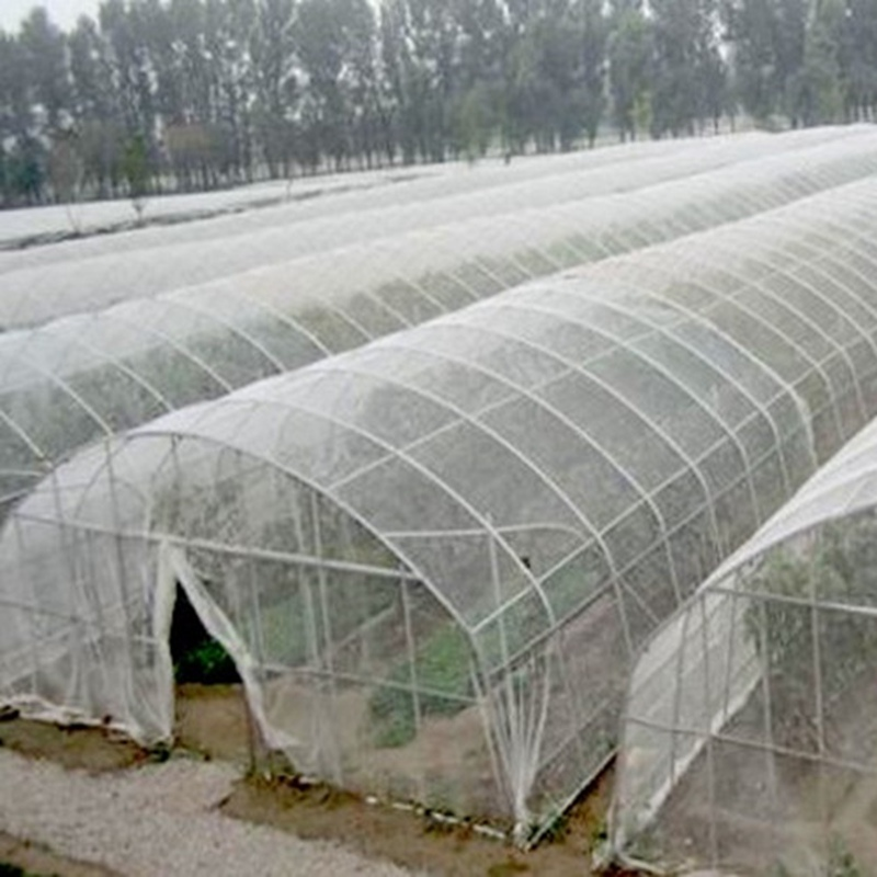 5m 100Mesh Pest Control Net Vegetable Fruit Plants Care Cover Greenhouse Protection Mosquito Aphids Pest Reject Garden Netting
