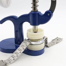 Superior B0856 Bariho Reloj Pulse Set Back Closer Relojero Herramienta de Reparación de Caja de Cristal De Plástico Pulse Set Kit de Reparación de Herramientas