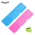 CkeyiN 3Pcs/Set Hair Roller Corrugated Perm Folder Hair Maker Fluffy DIY Magic Hair Styling Clip For Curls Hair Accessory HS31