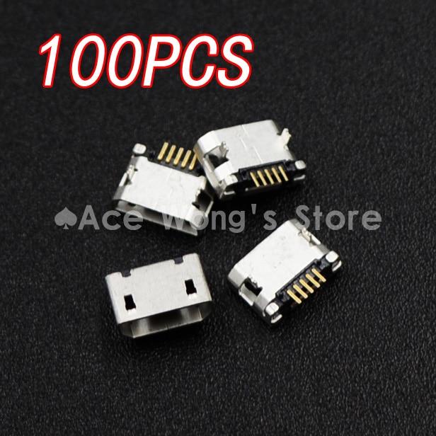 100pcs/LOT  Micro USB 5P,5-pin Micro USB Jack,5Pins Micro USB Connector Tail Charging socket (A-07)100pcs/LOT  Micro USB 5P,5-pin Micro USB Jack,5Pins Micro USB Connector Tail Charging socket (A-07)