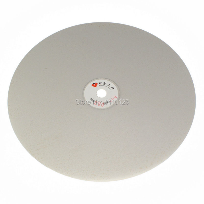 10 inch 250mm Grit 400 Fine Electroplated Diamond coated Flat Lap Disk Grinding Polishing Wheel for Jewelry Glass Rock Ceramics 150 diamond grinding wheel flat shaped wheel electroplated diamond grinding wheel 200 32 10 10 150