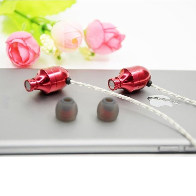 2016 New MusicMaker TK12 Dynamically And BA 3 Unit Earphone HIFI Fever In Ear Earphone As K3003 DIY Custom Hybrid Earphne