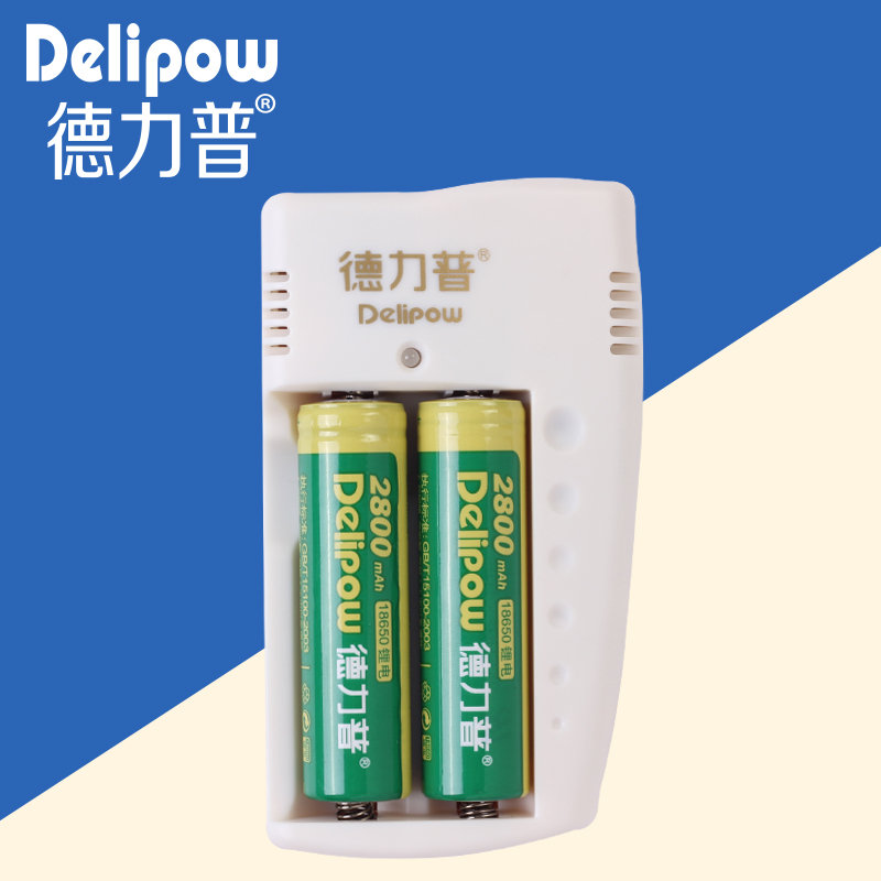 Delipow battery 18650 flashlight battery 18650 lithium battery 18650 battery packs. Rechargeable Li-ion Cell 4a 5a pcb bms protection board for 3 packs 18650 li ion lithium battery cell 3s 2pcs