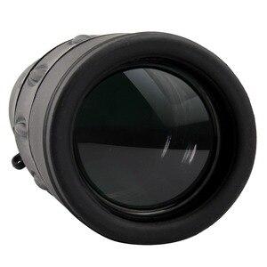 Image 4 - Télescope monoculaire Mobile, Zoom 16x52, objectif de Vision de jour, haute définition, pour la chasse et le voyage