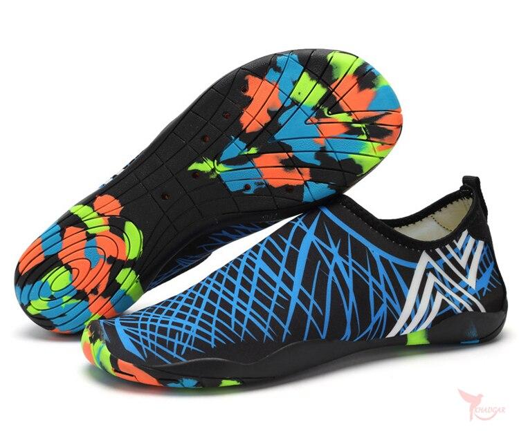 de Surf Sapatos Upstream Natação Rio Calçados Esportivos Luz