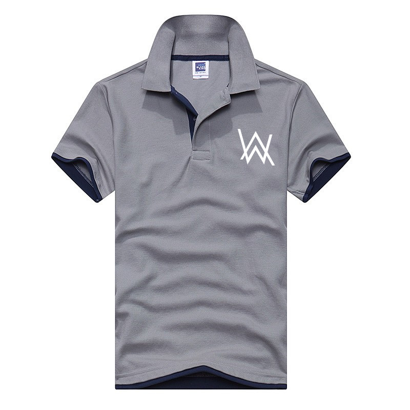 2019 Brand New Men's   Polo   Shirt fashion high quality Men Cotton Short Sleeve shirt Brands jerseys mens clothing   polo   shirts