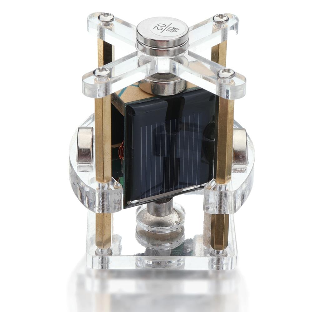 vertical alta mendocino motor solar levitacao magnetica brinquedo modelo educacional