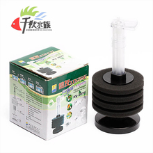 XINYOU Aquarium Biochemical Sponge Filter Air Driven Filter Discus Breeding Small Fry Filtration Tropical Fish Tank