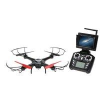 5.8G FPV rc drone V686G 2.4G 4CH 6-Axis Gyro rc Quadcopter UFO RC QuadCopter Drone 3D Fly Tanpa Kepala Bergulir Remote control mainan