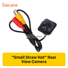 Seicane автомобиля Парковочные системы 170 градусов Привет-definition Цвет Широкий формат Реверсивный Камера с Водонепроницаемый Ночное видение