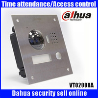 Dahua VTO2000A IP Metal Villa Outdoor Station Video Door Phone DAHUA POE P2P Metal Villa Outdoor