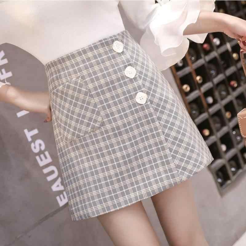 Летняя одежда для девочек шикарные мини юбки студентов трапециевидной формы