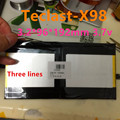 3.7v 12000mAh For Teclast X98 air 3G P98 3G, chuwi v99i Tablet PC Battery 3 wire Perfect quality