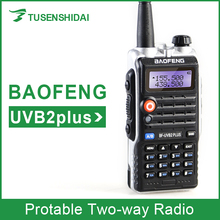New Arrival Original Baofeng UV-B2 Plus Walkie Talkie Two Way Radio with Different Color