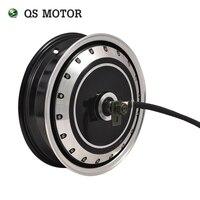 QS Motor 13inch 4000W 273 40H V3 E Scooter Hub Motor|Motors|   -