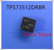 NEW 10PCS/LOT TPS73512DRBR TPS73512DRBT TPS73512 MARKING QTT SON-8  IC