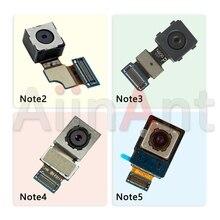 Original For Samsung Galaxy Note 2 Note 3 N900 N9005 Note 4 N910F N910C Note 5 N920f N920C Main Rear Back Camera Flex Cable