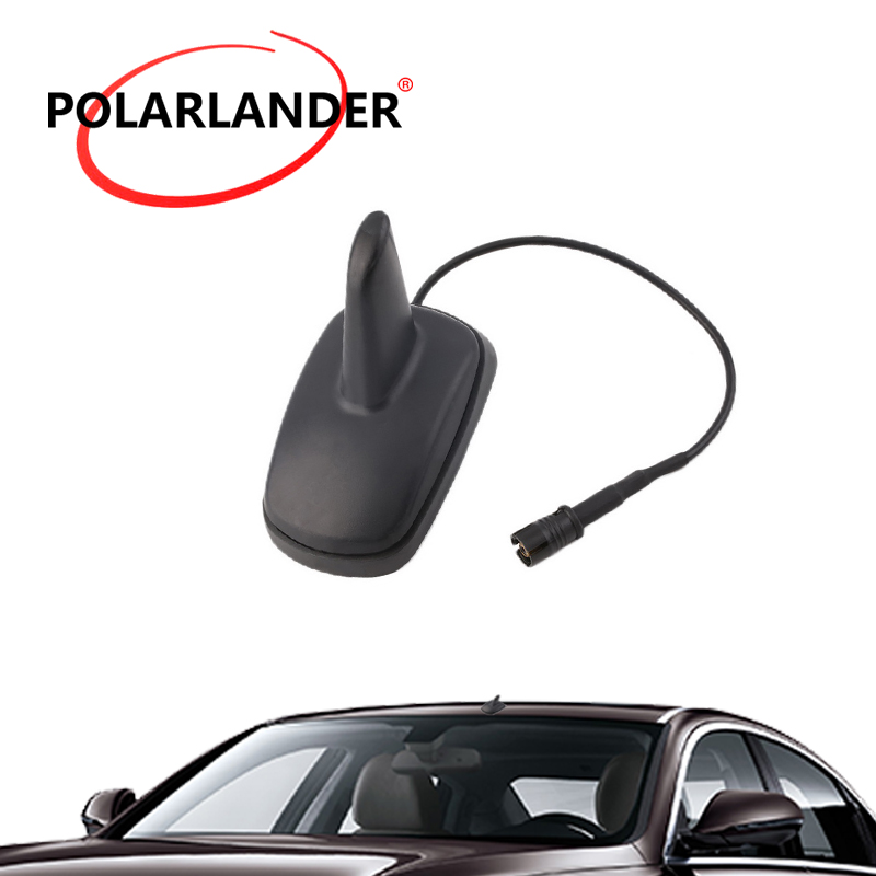 Shark Fin Aerial AM//FM Antenna Black Fully functional replacement
