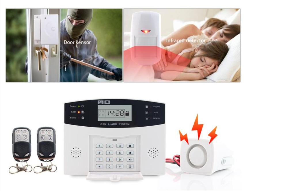 Gsm alarm system (8)