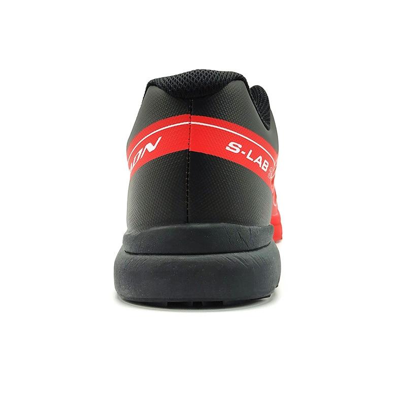 Original Salomon hombres S-LAB sentido zapatos corrientes al aire ...