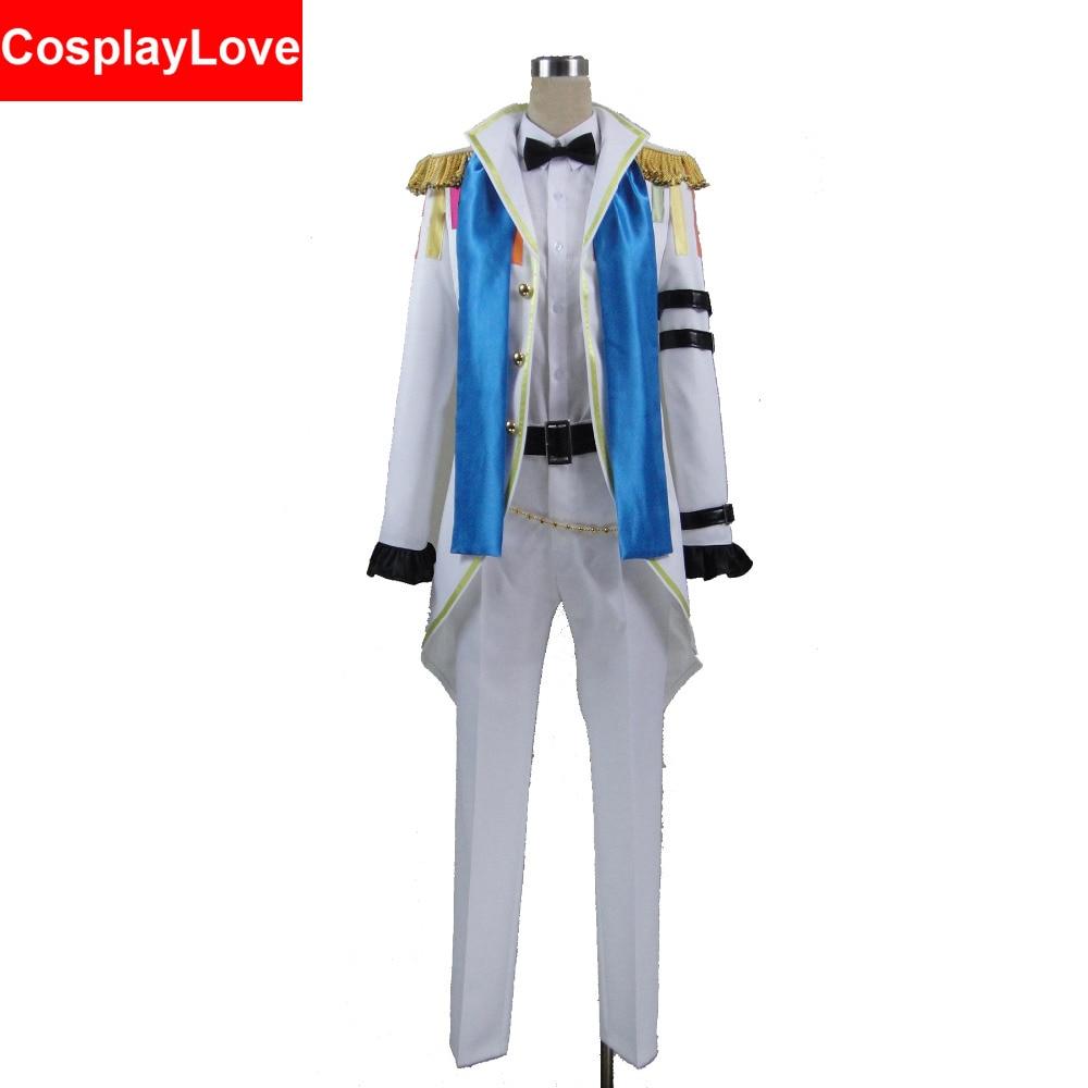 IDOLiSH7 Revale Yuki Cosplay Costume For Christmas Halloween Party CosplayLove Custom Made