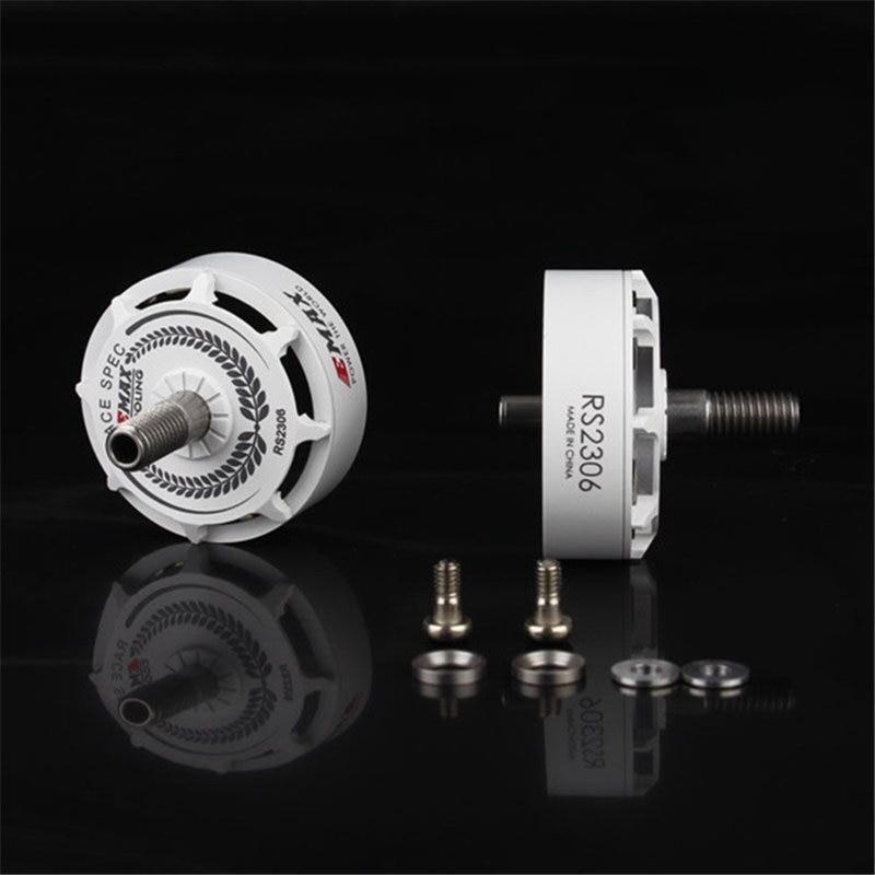 White Black Edition 2pcs Emax RS2306 CW Motor With Motors Case Screws Thread For RC Multirotor Spare Parts eset nod32 антивирус platinum edition 3пк 2года