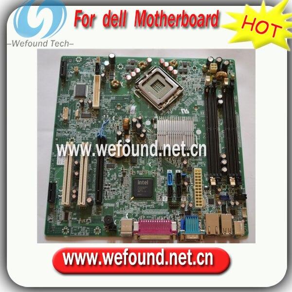 ФОТО 100% working For DELL 960MT Y958C H634K Desktop Motherboard full test