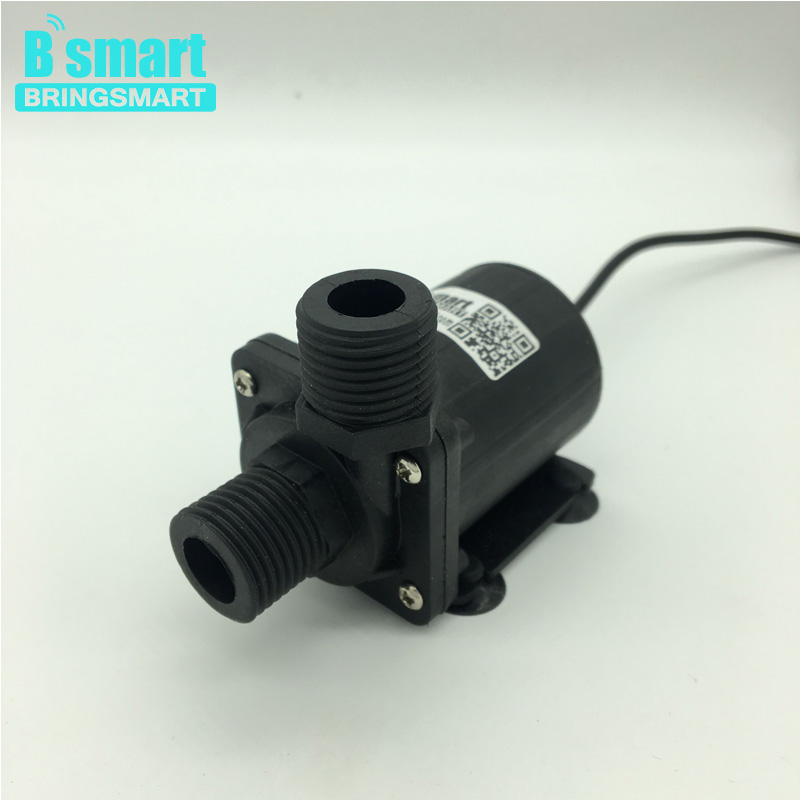 JT-800F DC Brushless Water Pump 650L/H 9M Mini Booster Pump 12V Submersible Fountain Pump 24V dooley j page v the frog princess stage 3 pupil s book page 5