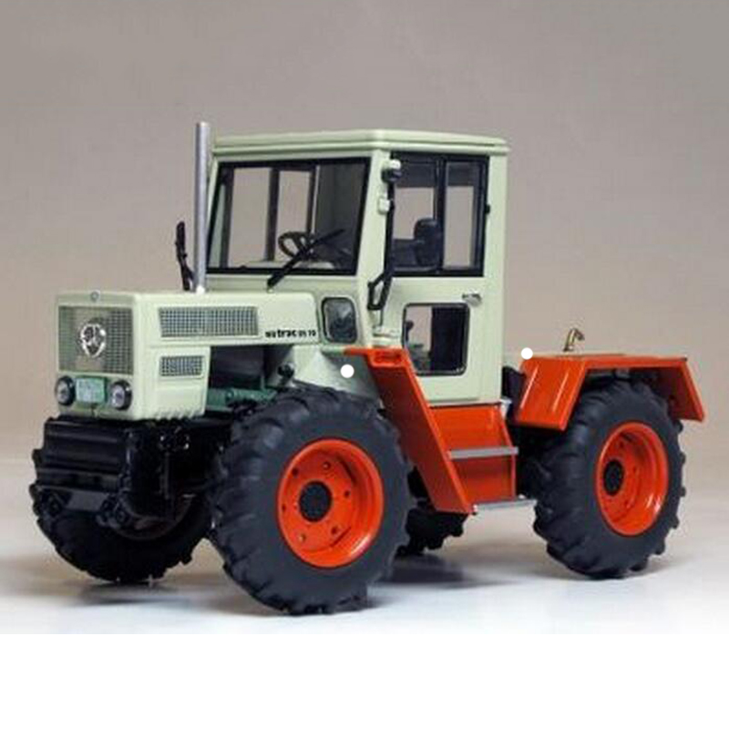 1/32 Scale Diecast Metal MB Tractor Models Engineering Agricultural Car Series Children Toys