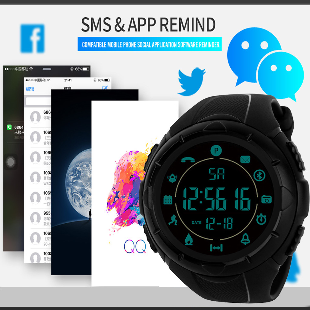 Flagship Rugged Smartwatch 33-month Standby Time 24h All-Weather Monitoring Wrist Watch Women Clock reloj Flagship Rugged Smartwatch 33-month Standby Time 24h All-Weather Monitoring Wrist Watch Women Clock reloj