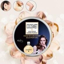 Mulheres Parfum Desodorante Perfumesl Sólida Fragrância Perfume Das Mulheres Originais Perfumes e Fragrâncias Suprimentos Feminino