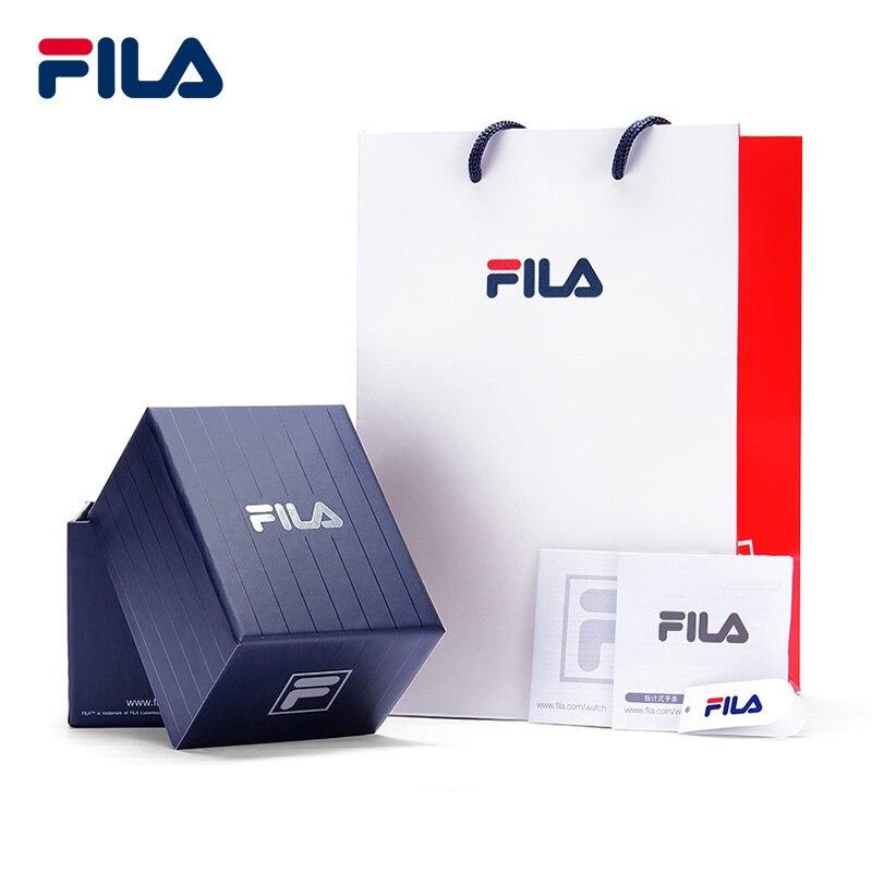 Товар Fila 2018 Top Brand Fashion High Quality Casual Simple Style Silicone  Strap Quartz Watch Women Men Lovers Wrist Watch 38-777 - c6d8bdb0e0b43