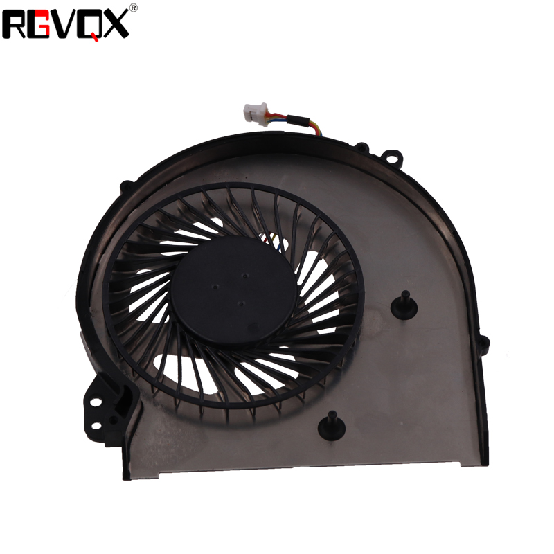 Купить с кэшбэком New Laptop Cooling Fan For HP OMEN 15-5010NR 5000 Q001TX 5114TX 5113TX Left Right Original CPU Cooler Radiator