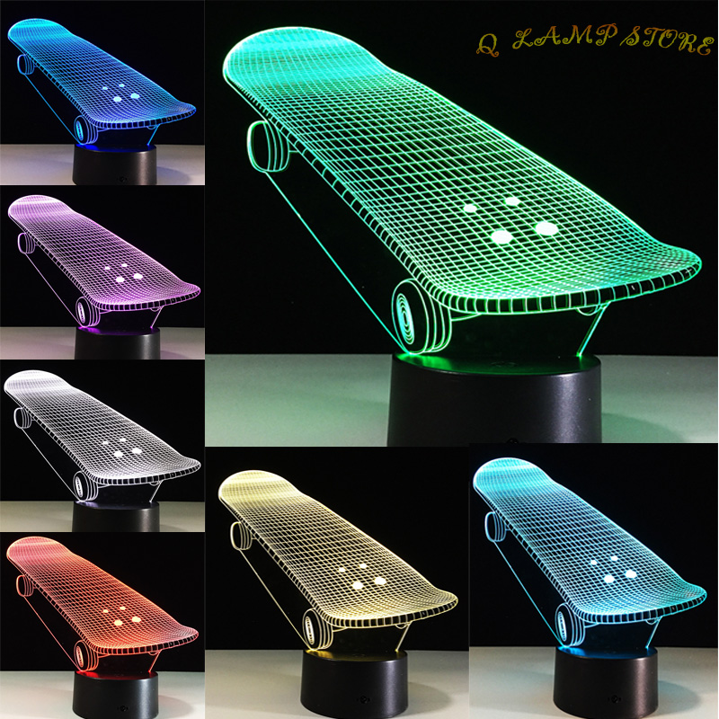 Skateboard Lamp compare prices on skateboard lamps- online shopping/buy low price