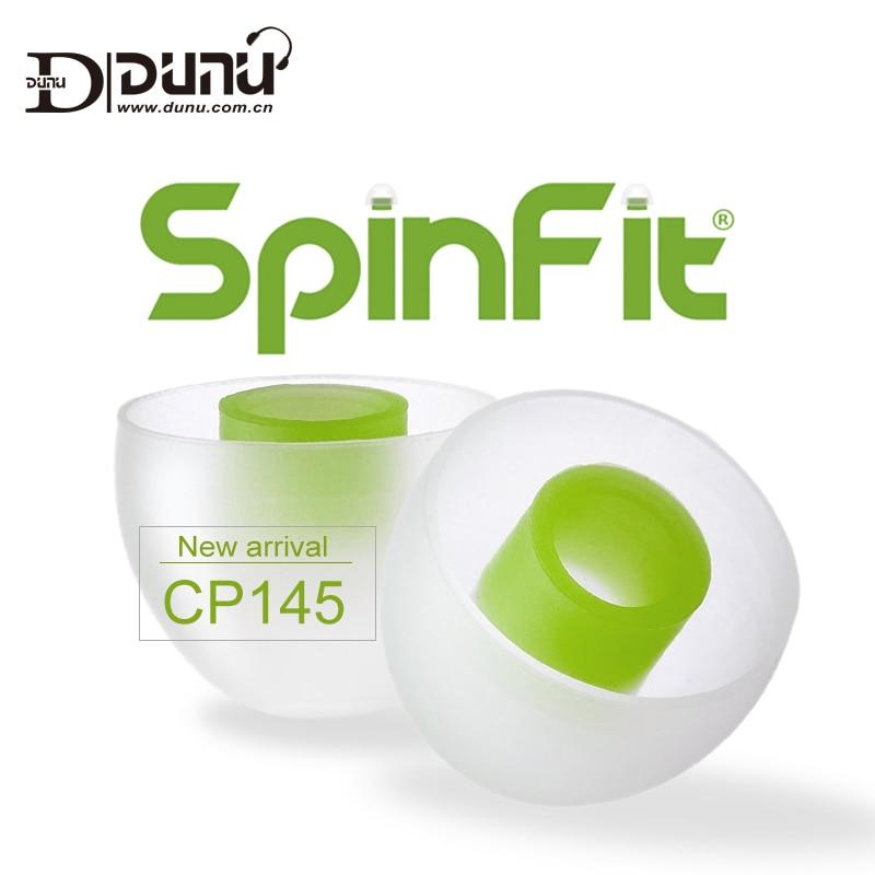 DUNU-almohadillas de silicona patentada para auriculares spinit CP145, diámetro de boquilla de 4,5mm, para DK3001 FALCON-C, CP 145 CP-145