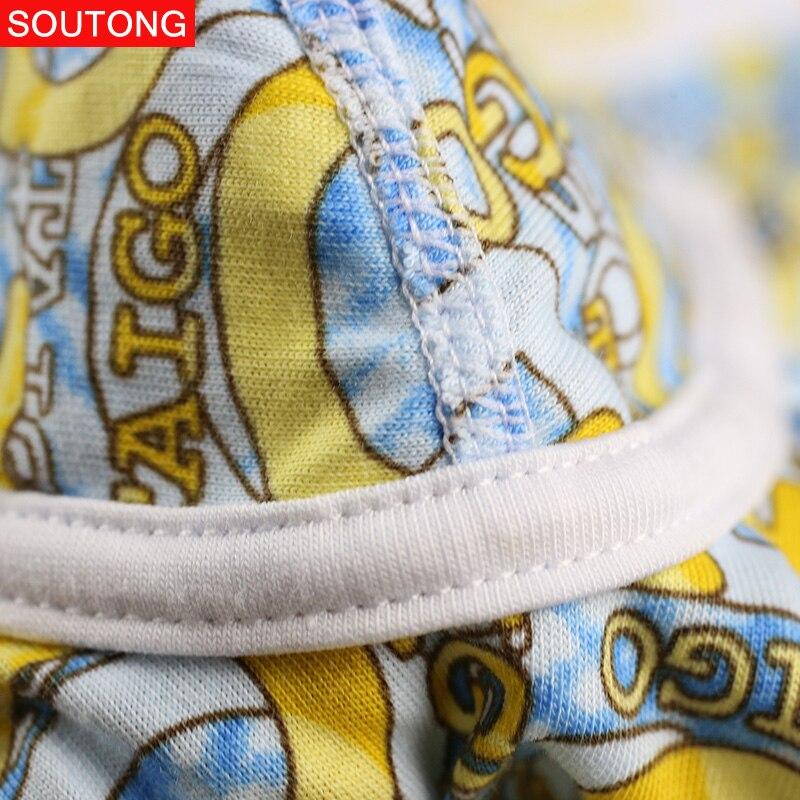 Soutong 2019 Underpants Men 3PCS Lot Men Underwear Boxers Shorts Printed Cotton Men Cueca Boxers Masculina Boxers Underwear Men in Boxers from Underwear Sleepwears