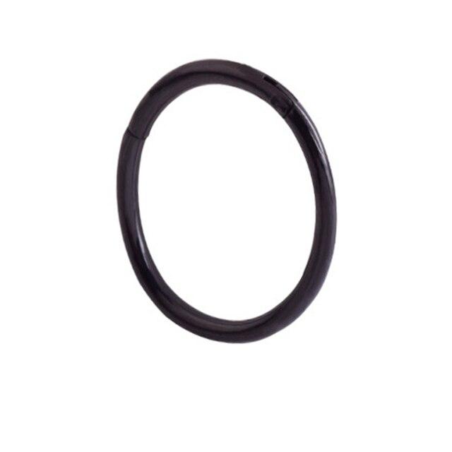 1PC G23 Titanium Nose Rings...