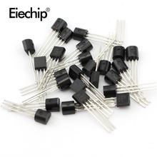 Ensemble de transistors TO-92 120 pièces 78L05 78L06 78L08 78L09 78L12 78L15 Kit d'assortiment de transistors régulateur de tension paquet de transistors(China)