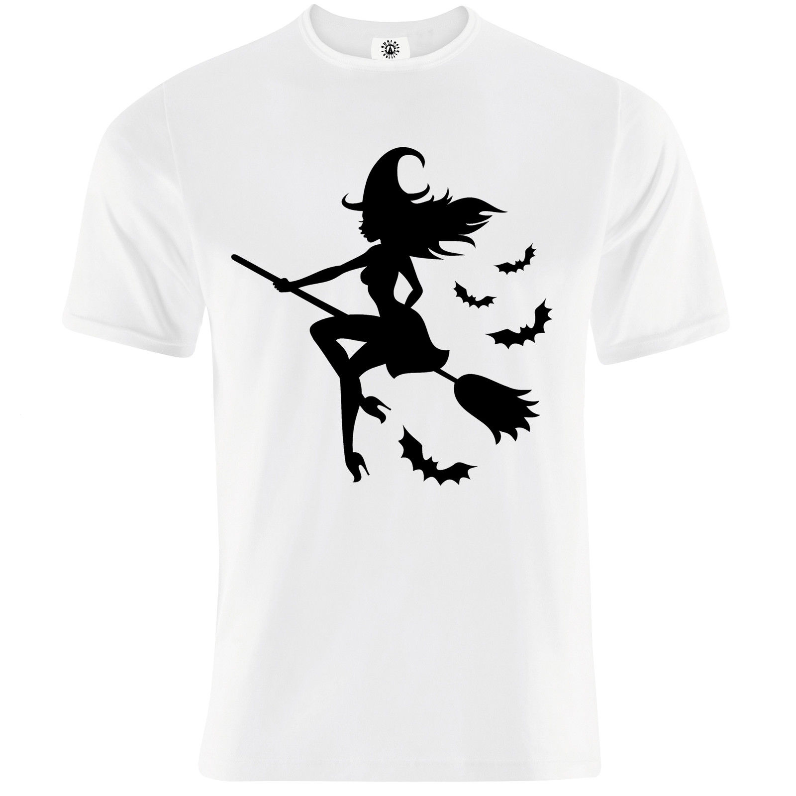 Mens BWitched Wiccan goth Halloween magic supernatural design T Shirt New Shirts Funny Tops Tee Unisex