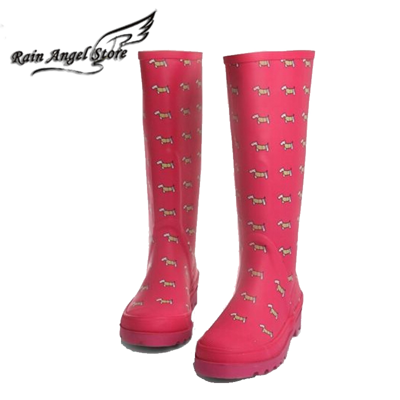 Compare Prices on Printed Rain Boots- Online Shopping/Buy Low ...