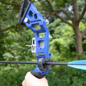 Image 5 - Powerful Recurve Bow 40 lbs Outdoor Hunting Shooting Professional Archery Bow G02