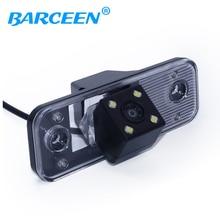 Per SONY Sensore CCD di Retrovisione Inverso Retromarcia Telecamera di Parcheggio per Hyundai Santa Fe santafe | Azera