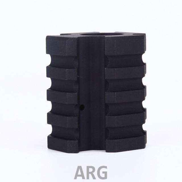 Ar15.750 گیره چهار گوش در بلوک گاز حمل و - شکار