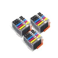 BLOEI PGL670 CLI 671 compatibele inkt cartridge voor canon PIXMA MG5760 MG5765 MG5766 MG6860 MG6865 MG7760 MG7765Printer